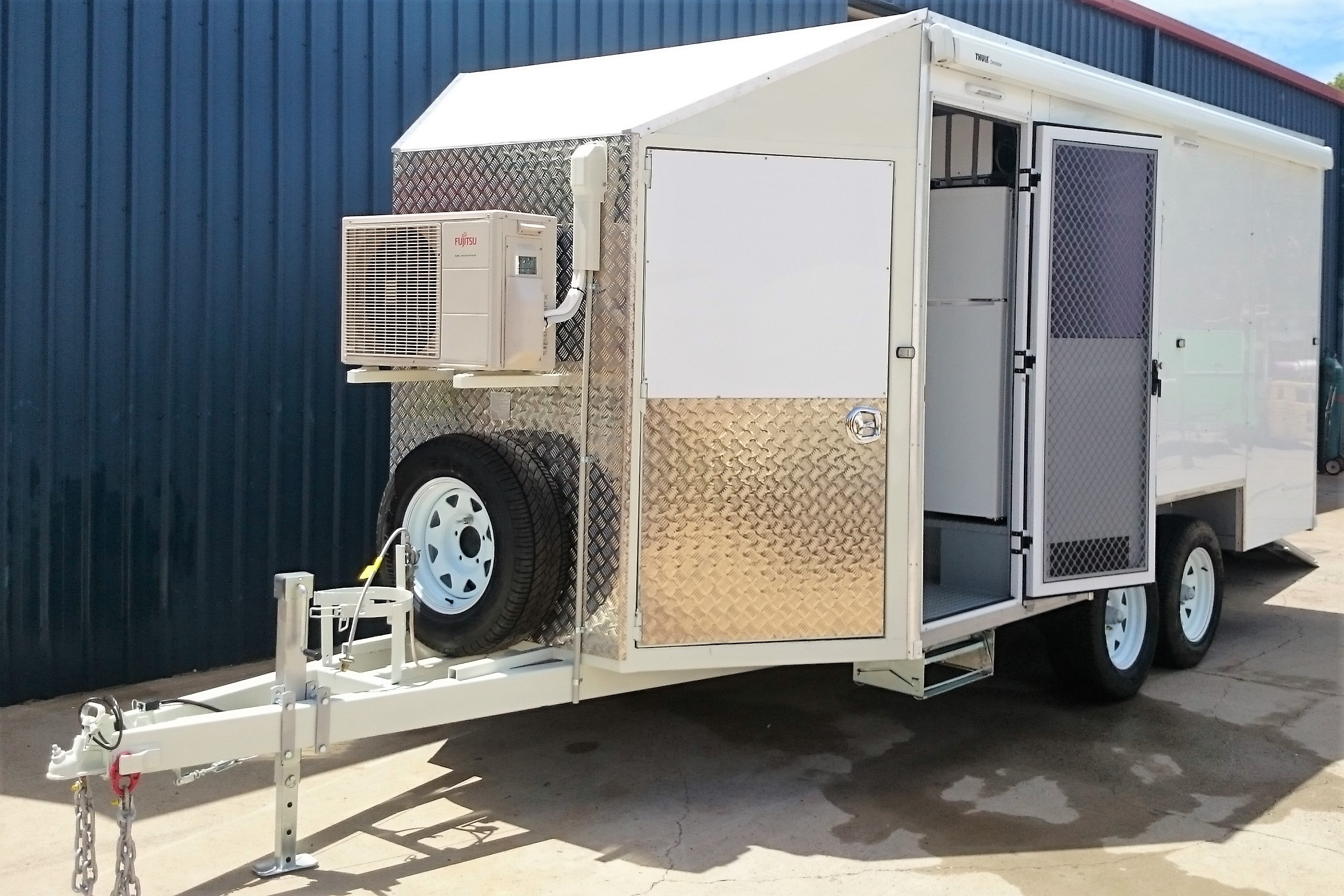 Products: Custom Trailers  Bartel Trailers Townsville Qld